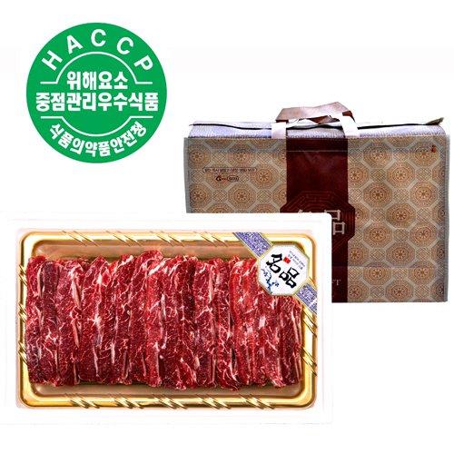 [설이왔소][미국산 소고기 선물세트] LA갈비 3kg 이미지